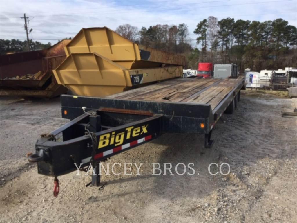 [Other] BIG-TEX TRAILER 12 TON TRL, remolques - contenedor estándar, Transporte