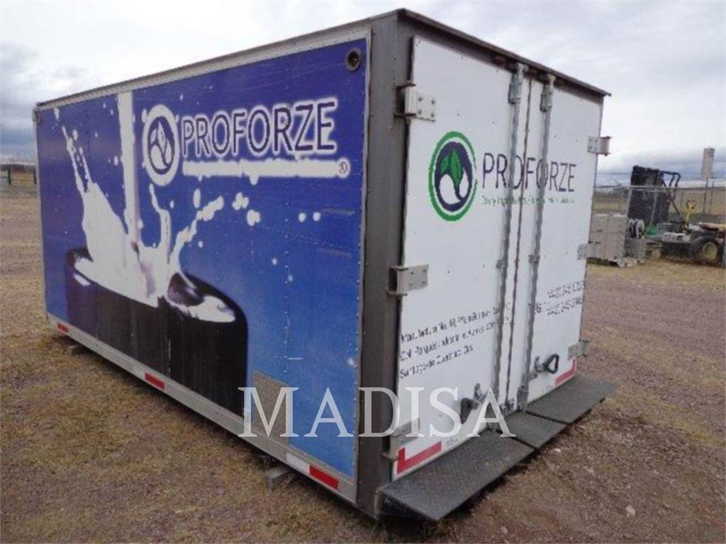 [Other] CAJA SECA, trailers, Transporte