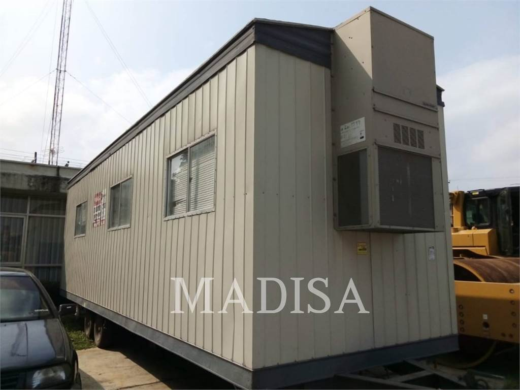 [Other] COMMOSA UCT832COM, trailers, Transport