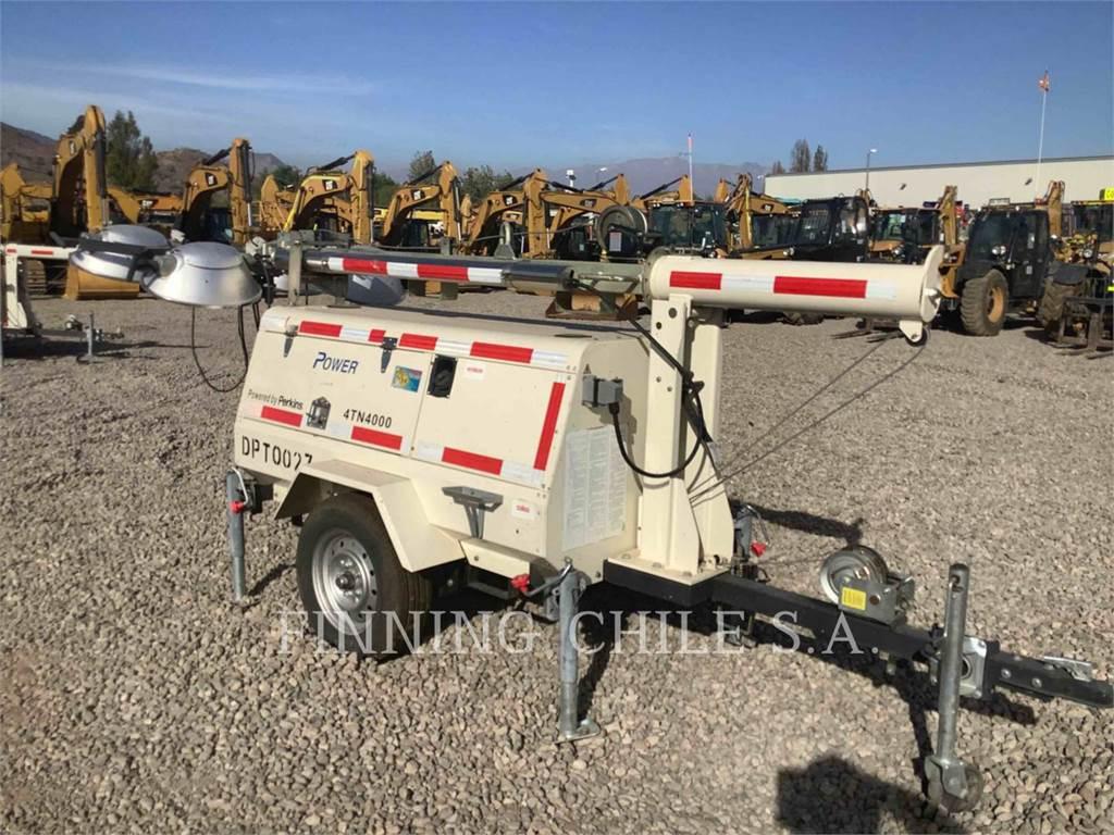 [Other] DIPERK DP4TN4000, leichter turm, Bau-Und Bergbauausrüstung