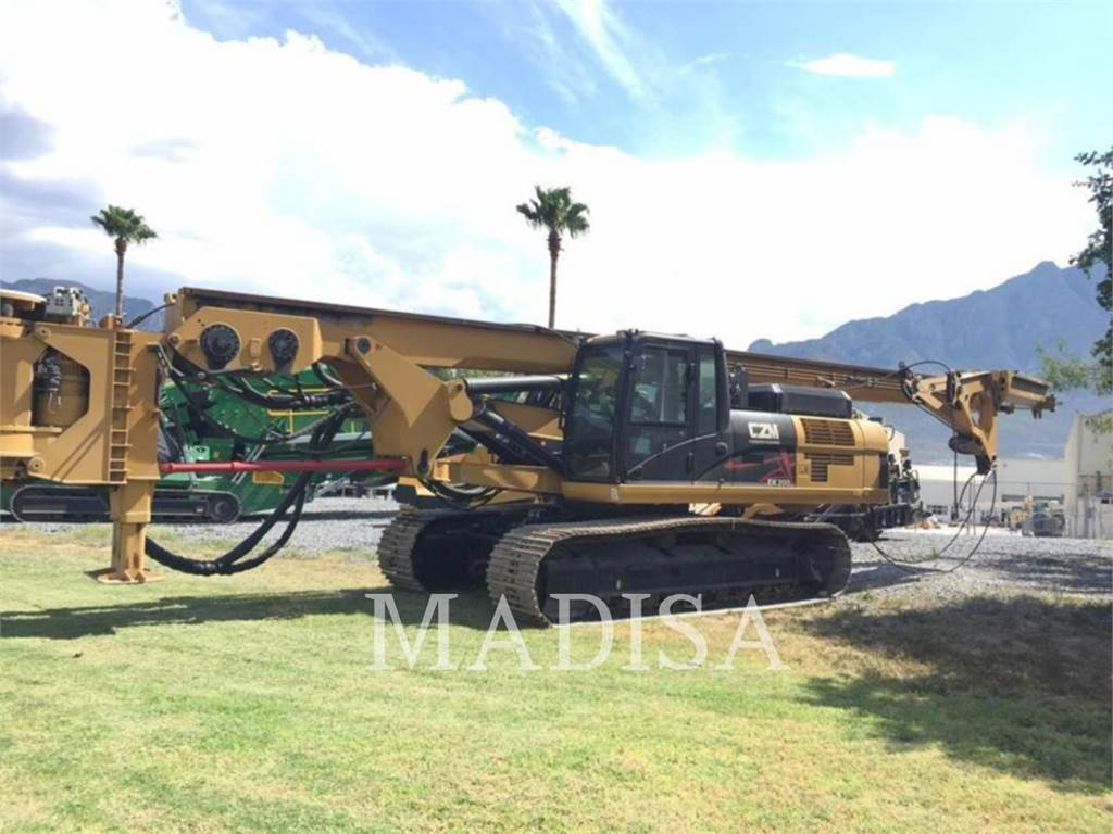 [Other] EK200, Surface drill rigs, Construction