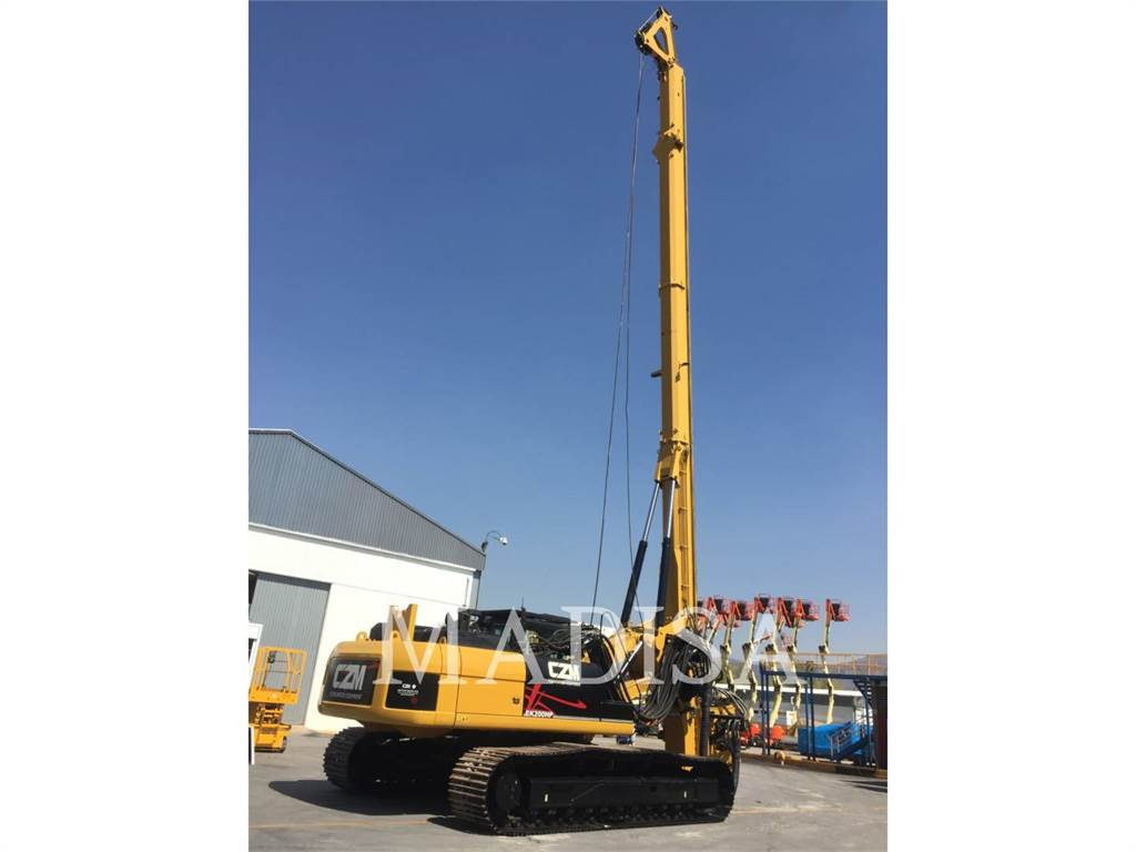 [Other] EK200HP, Surface drill rigs, Construction