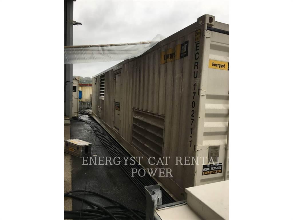 [Other] F.G. WILSON XQ2000IPP, ruchome zestawy generatorów, Sprzęt budowlany