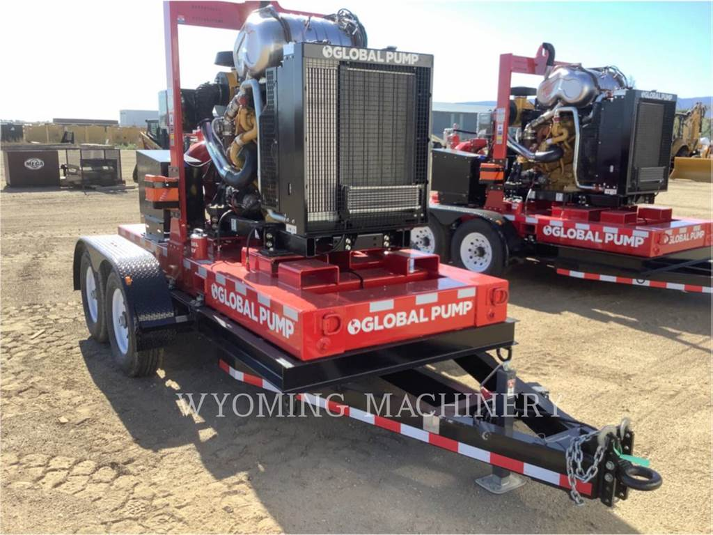 [Other] GLOBAL 8GSH, Water Pumps, Construction