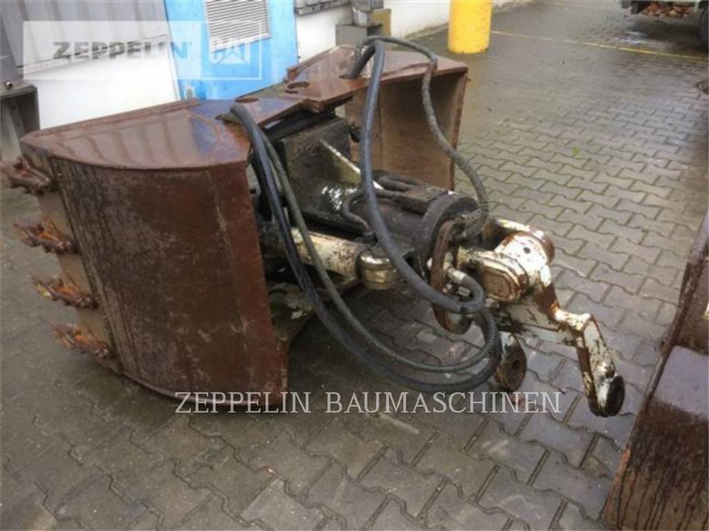 [Other] HYDRAULIK-GREIFER-TECHNOLOGIE-GMBH ZZ4 800MM/480L, grapple, Construction