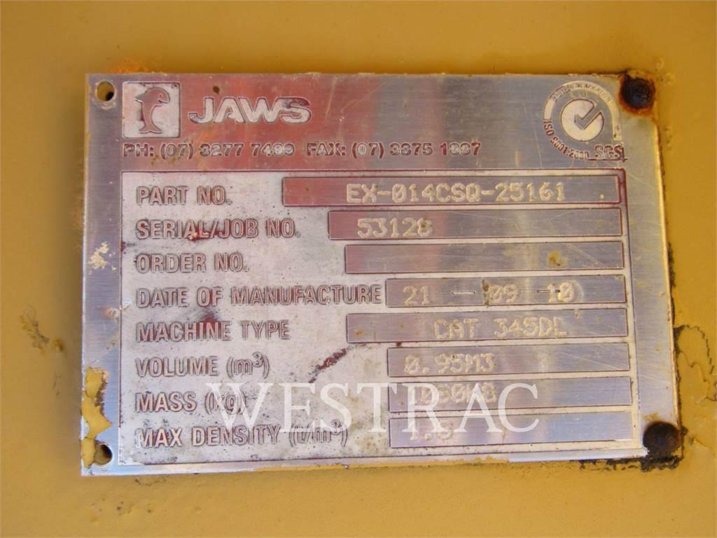 [Other] JAWS 345C, attrezzatura - benna, Attrezzature Da Costruzione