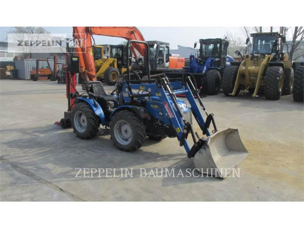 [Other] K400, silvicultura -  trator transportador, Florestal