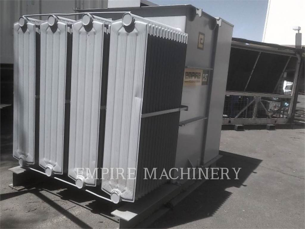 [Other] MISC - ENG DIVISION 2500KVA AL, Systems / Components, Construction