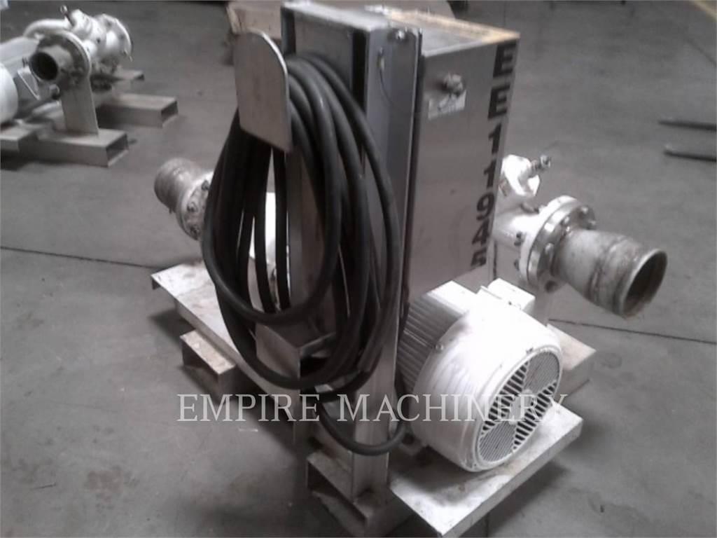 [Other] MISC - ENG DIVISION PUMP 25HP, Sprężarkowe osuszacze powietrza, Sprzęt budowlany