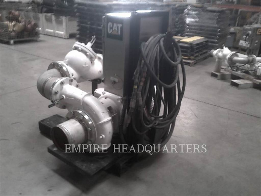 [Other] MISC - ENG DIVISION PUMP 60HP, Temperature Control, Construction