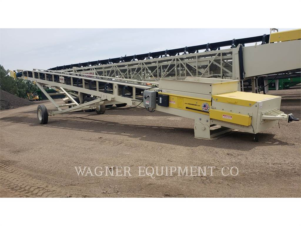 [Other] MISCELLANEOUS MFGRS 36X60 STKR, crusher, Construction
