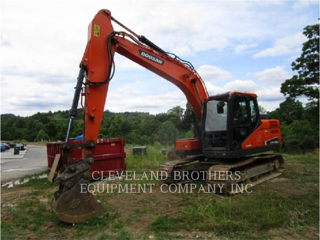 [Other] MISCELLANEOUS MFGRS DX140LC, Crawler Excavators, Construction