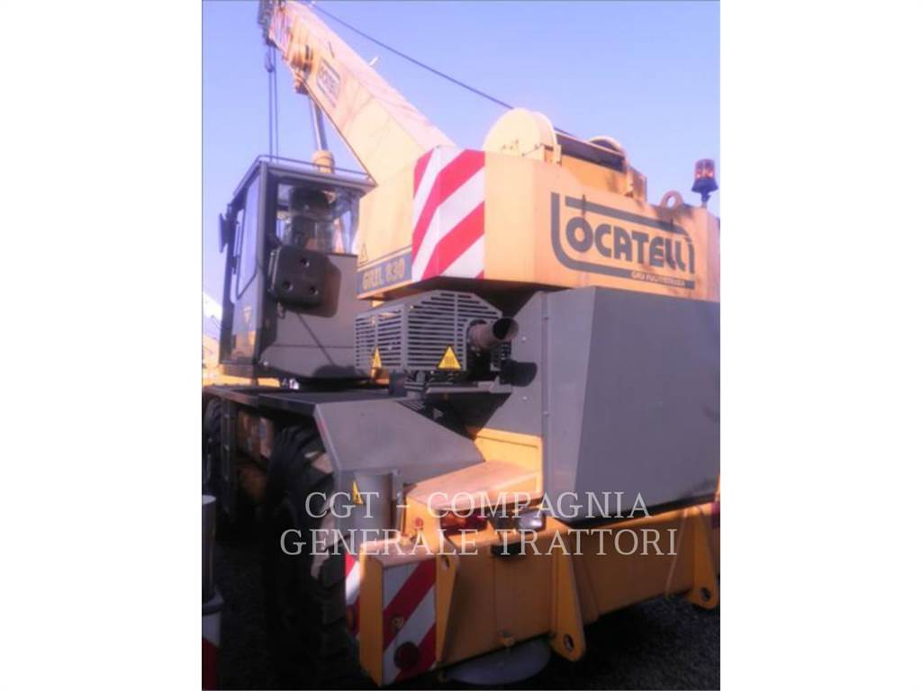 [Other] MISCELLANEOUS MFGRS GRILL830, cranes, Construction