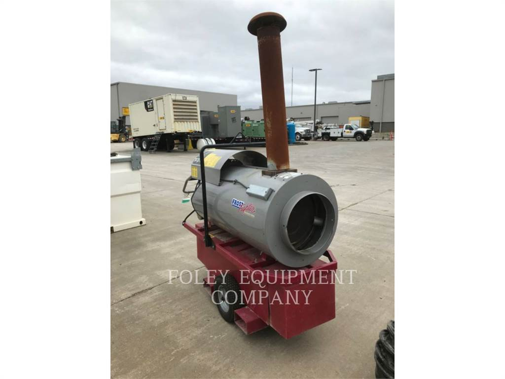 [Other] MISCELLANEOUS MFGRS HEATD500K, Used Ground Thawing Equipment, Construction