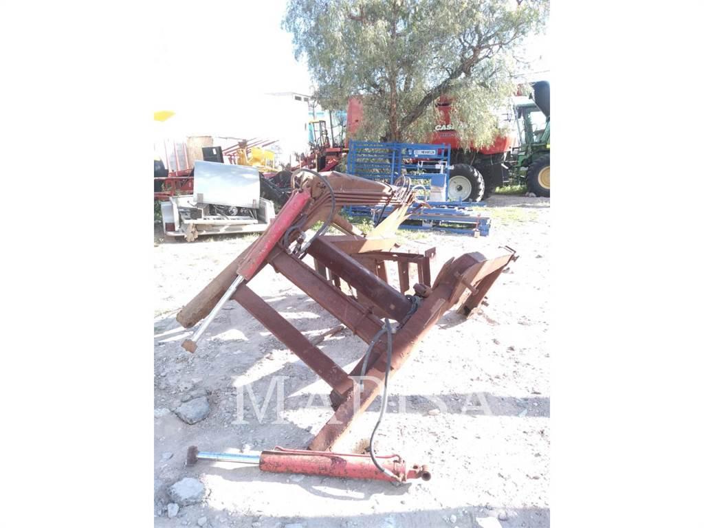 [Other] PALA CARGA, Petroleum Engines, Construction