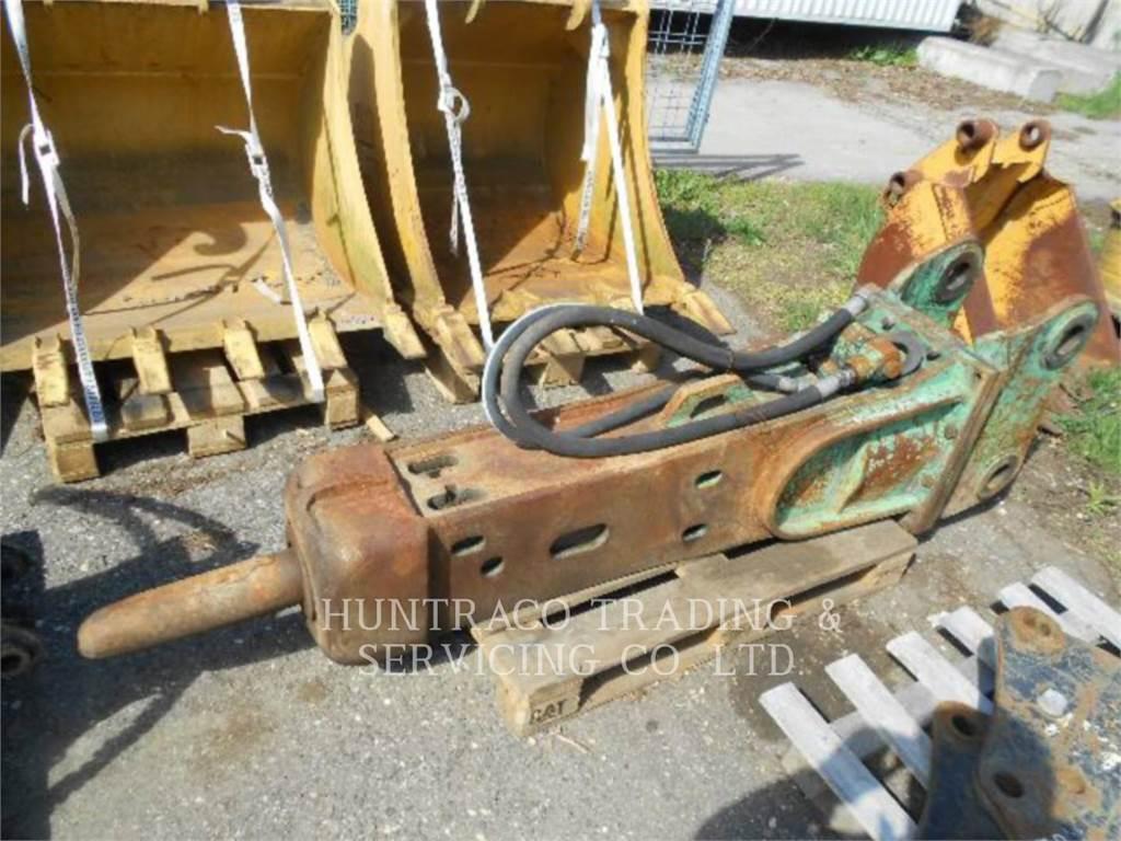 [Other] PROMAC PROMOVE P23 SH, marteaux hydrauliques, Équipement De Construction
