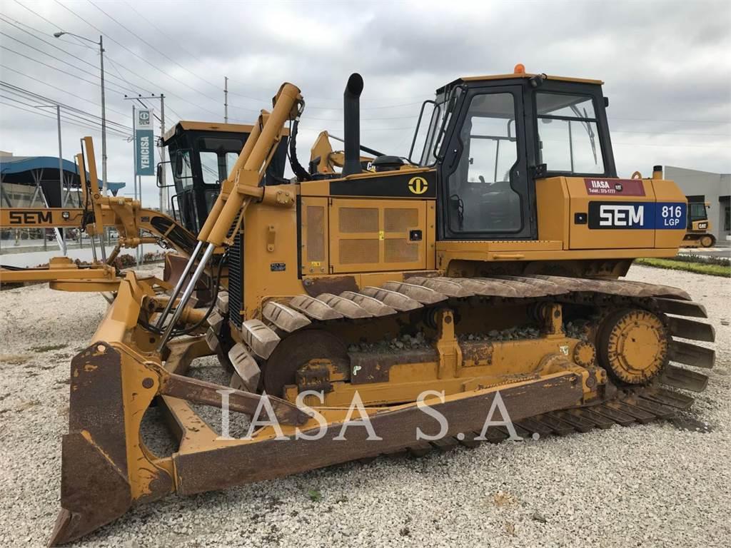 [Other] SEM816LGP, tractors, Agriculture