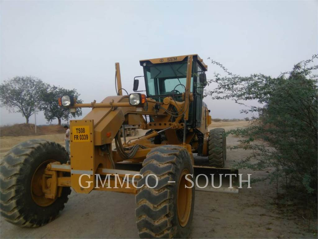 [Other] SHANDONG ENGINEERING MACHINERY CO. LTD 919, motor graders, Construction