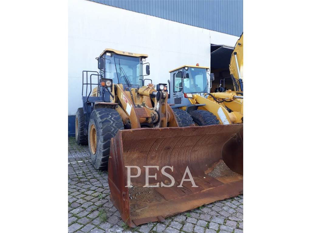 [Other] SHANDONG ENGINEERING MACHINERY CO. LTD 659C, Wheel Loaders, Construction