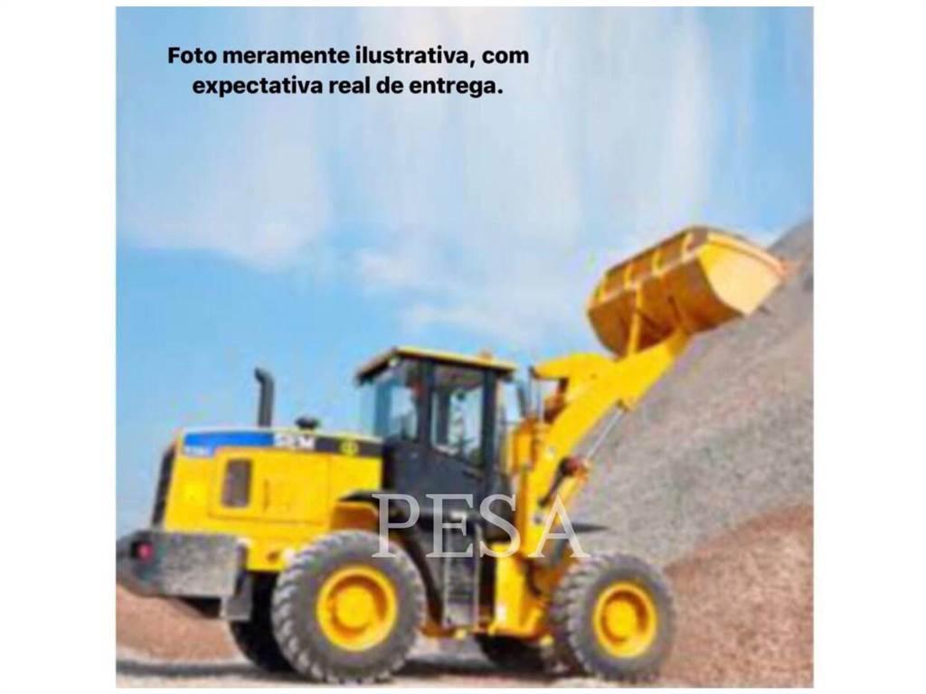 [Other] SHANDONG ENGINEERING MACHINERY CO. LTD 638, Chargeuse sur pneus, Équipement De Construction
