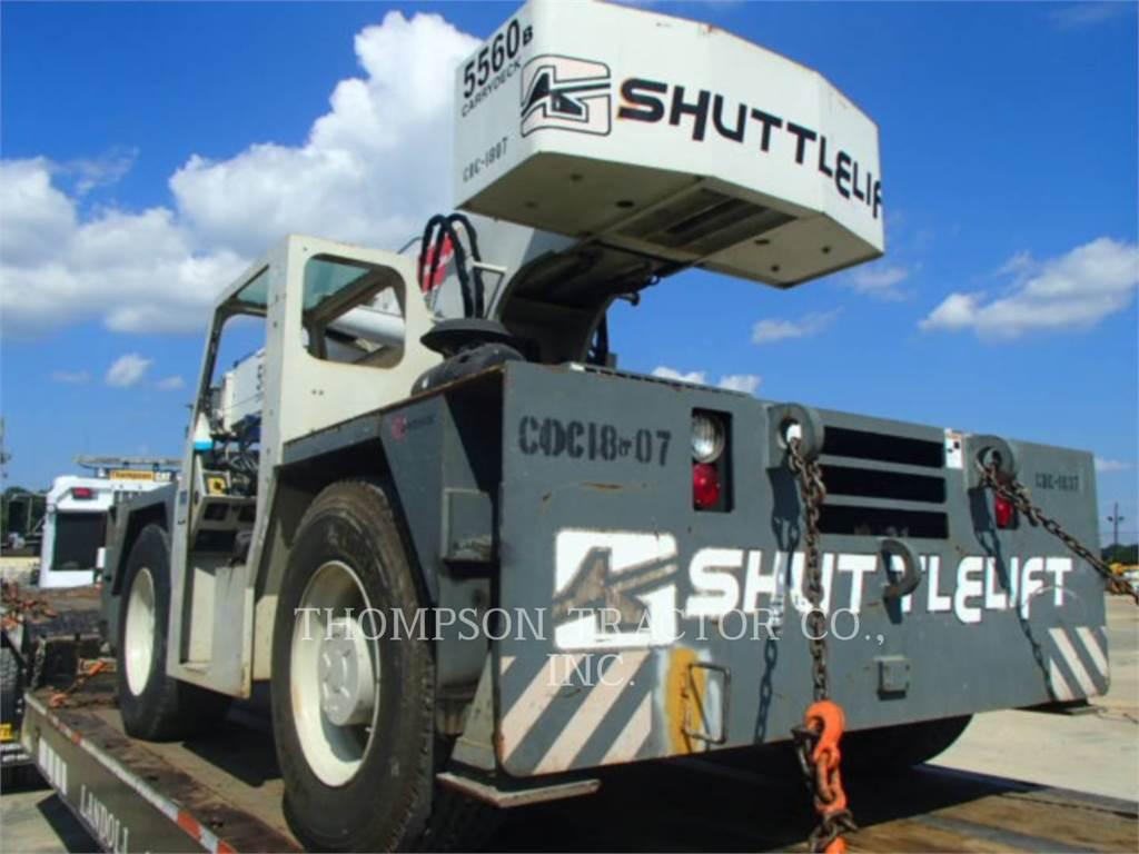 [Other] SHUTTLE LIFT 5560B, żurawie, Sprzęt budowlany