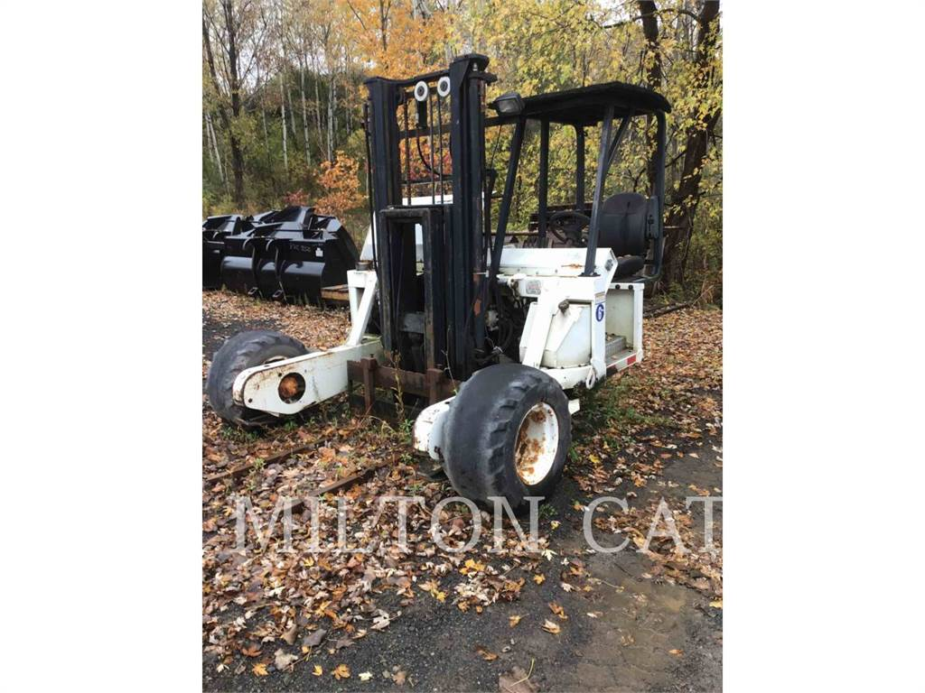 [Other] TAILGATOR 5000AWD, Diesel Forklifts, Material Handling
