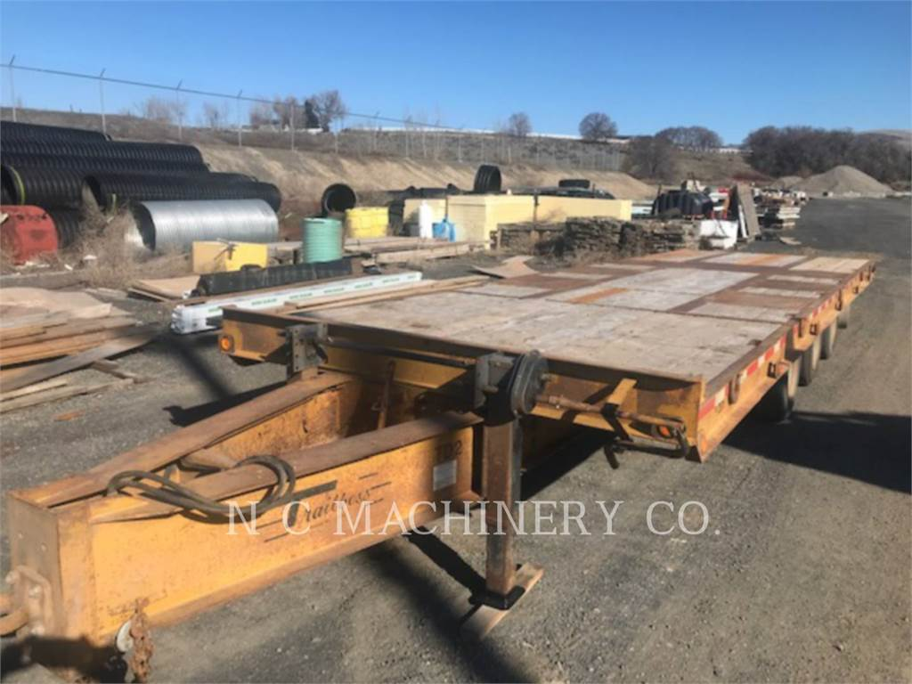 [Other] TRB3AXLE, trailers, Transport