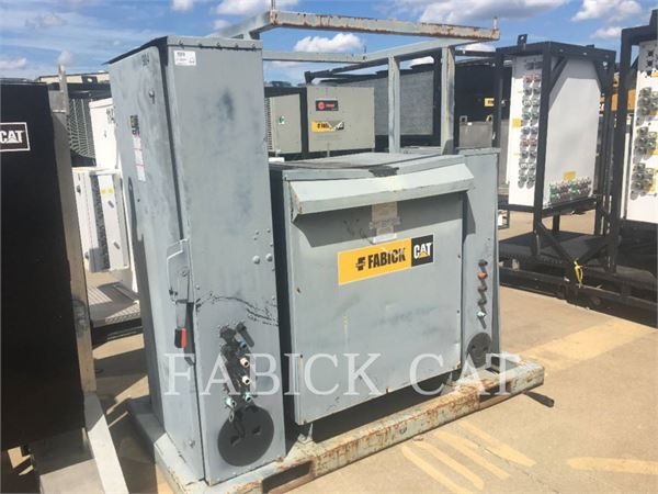 [Other] US MFGRS 300KVA TRANSFORMER, mobile generator sets, Construction