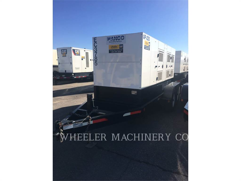 [Other] US MFGRS HANCO QP220, Stationary Generator Sets, Construction