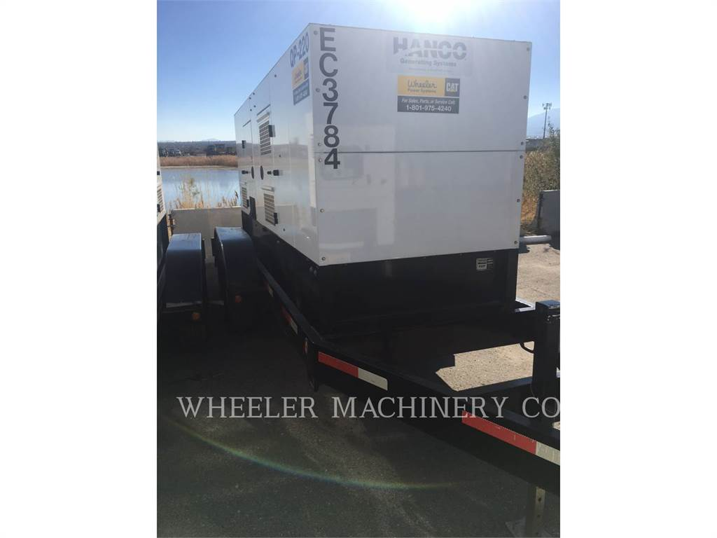 [Other] US MFGRS HANCO - QP220, Stationary Generator Sets, Construction