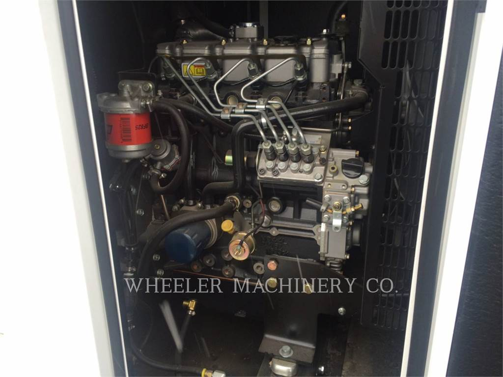 [Other] US MFGRS HANCO - QP35, Stationary Generator Sets, Construction