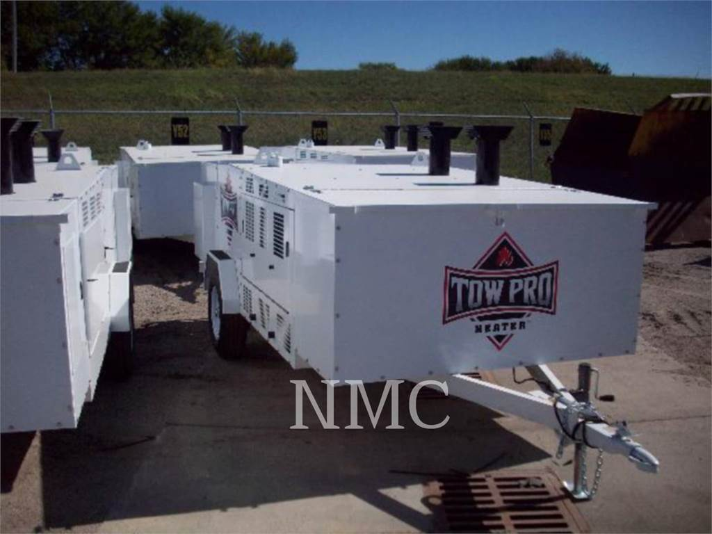 [Other] US MFGRS TOWPRO HEATER, Used Ground Thawing Equipment, Construction