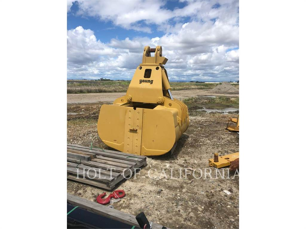 [Other] YOUNG RL400 GRAPPLE CLAMSHELL BUCKET, ul – graifăr, Constructii