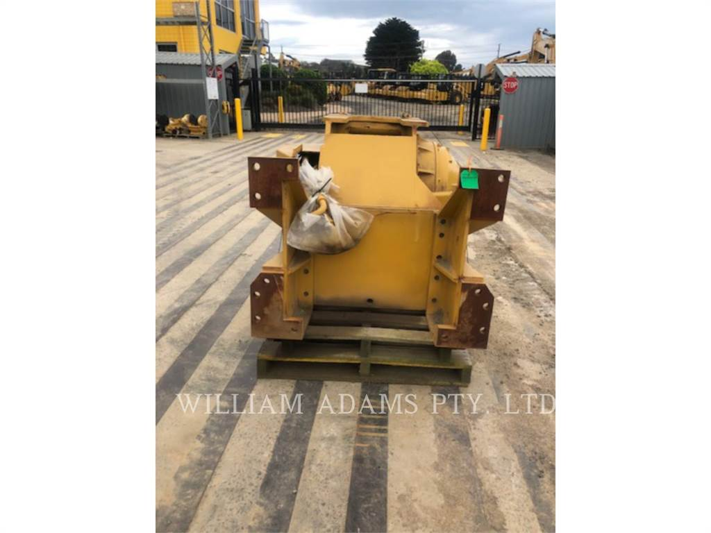 Paccar INC. D6T, Winches, Forestry Equipment