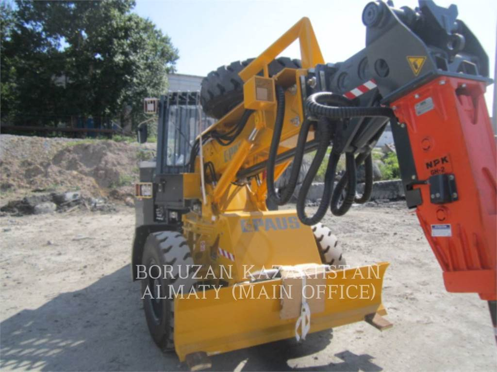 Paus -RL-852 TSL2.4, Wheel Loaders, Construction