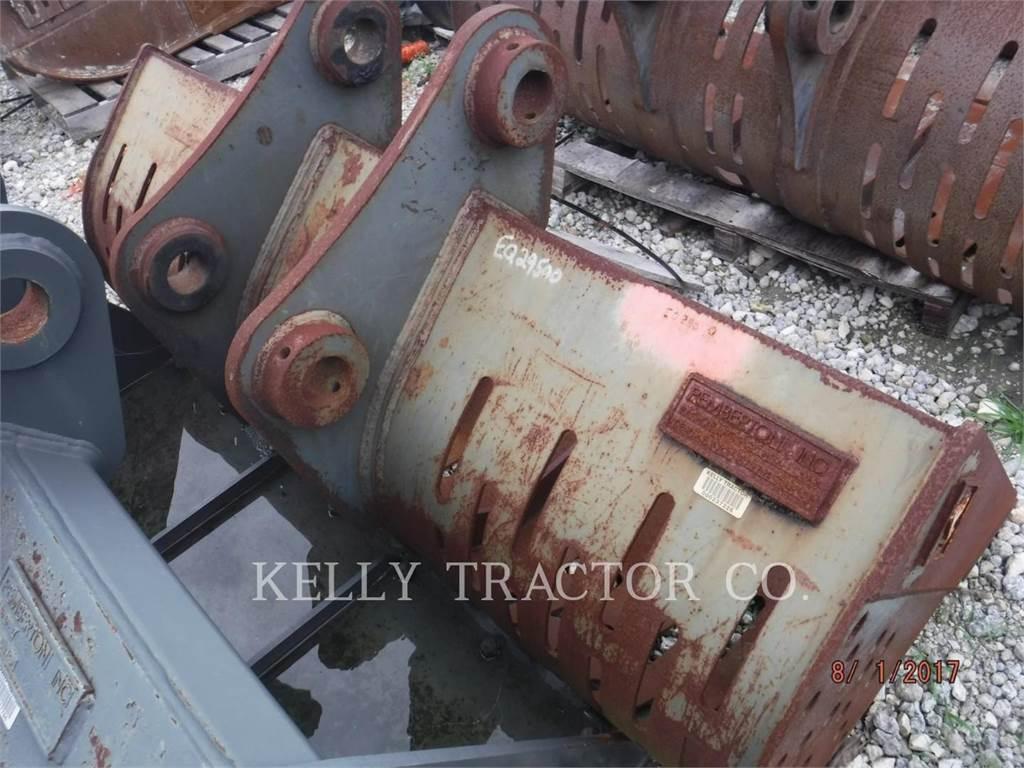 Pemberton AQUATIC VEGITATION BUCKET FOR 315C, godet, Équipement De Construction