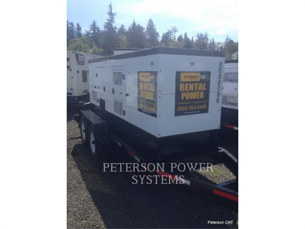 Perkins 175RSTH, Stationary Generator Sets, Construction