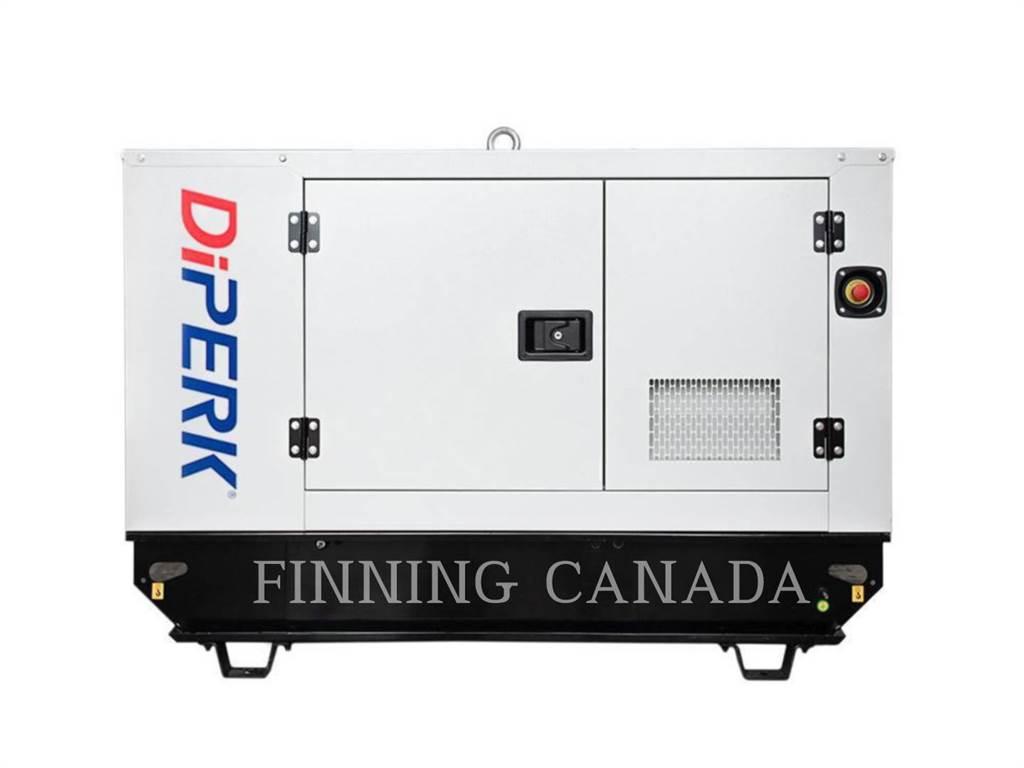 Perkins DP10D6-1, Stationary Generator Sets, Construction