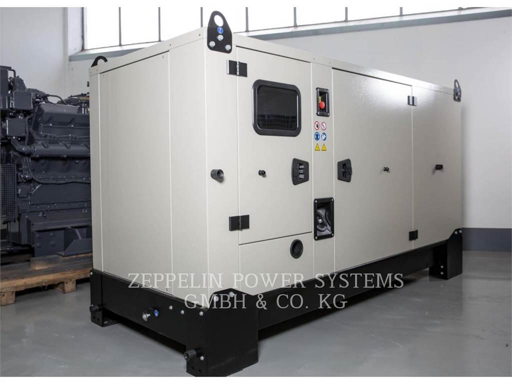 Perkins PPO 110, mobile generator sets, Construction