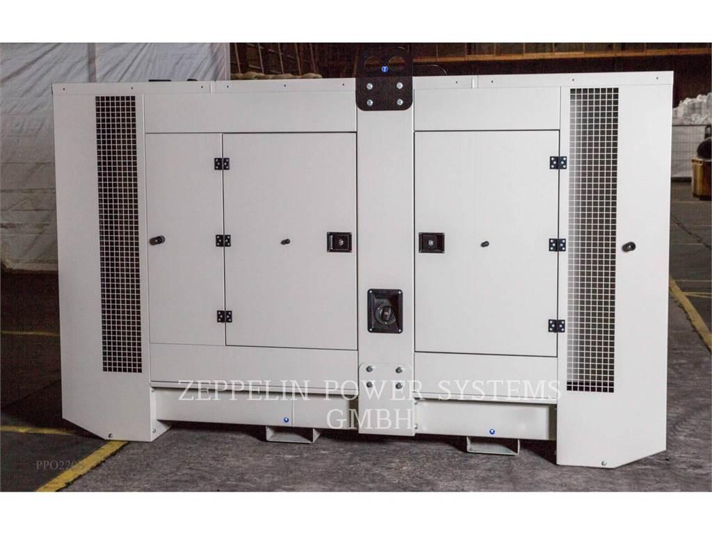 Perkins PPO 220, mobile generator sets, Construction