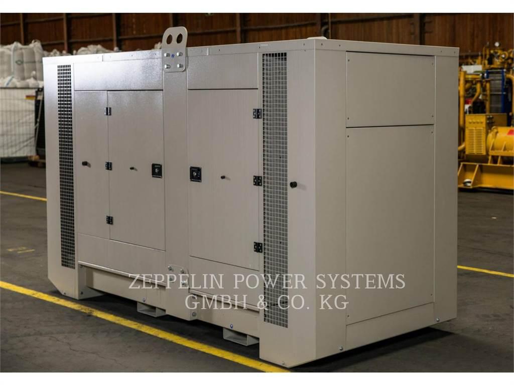 Perkins PPO275, mobile generator sets, Construction