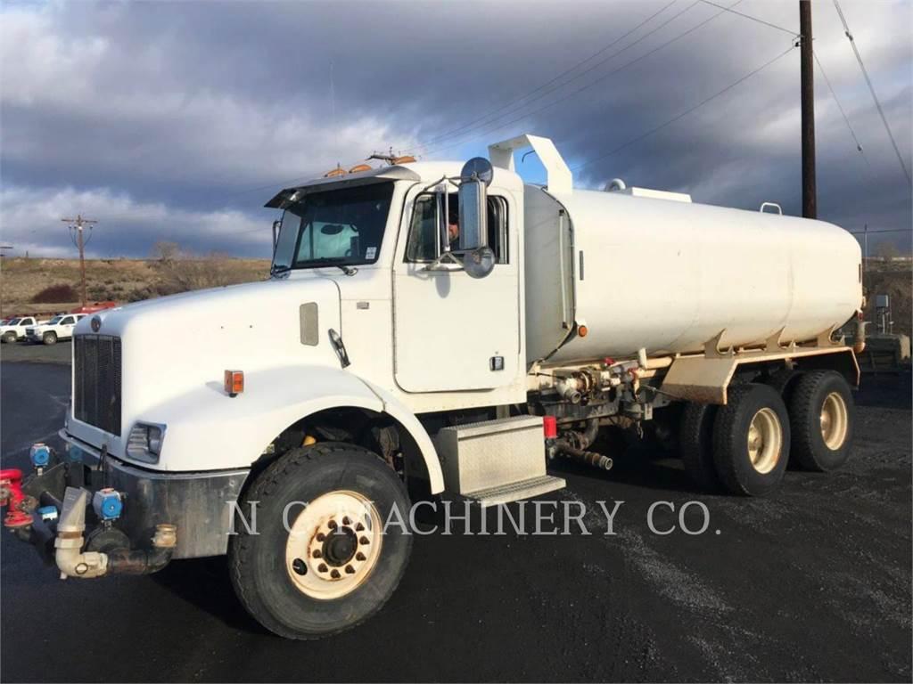 Peterbilt 330, water trucks, Transport