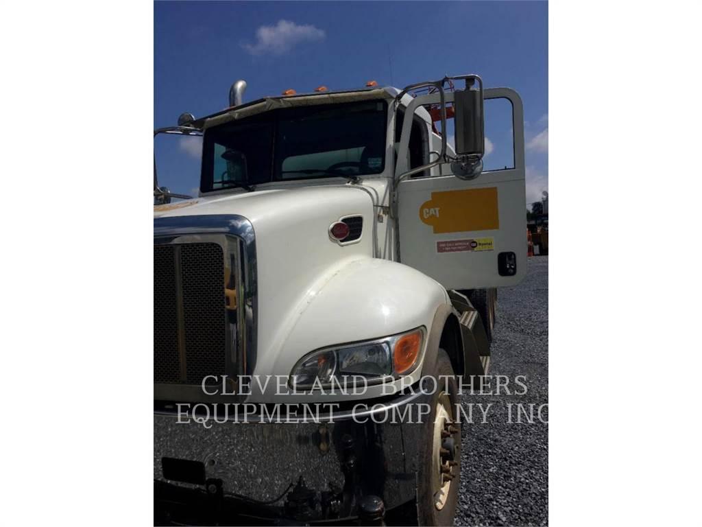 Peterbilt 348 WT, camioane cu benă basculantă, Transport
