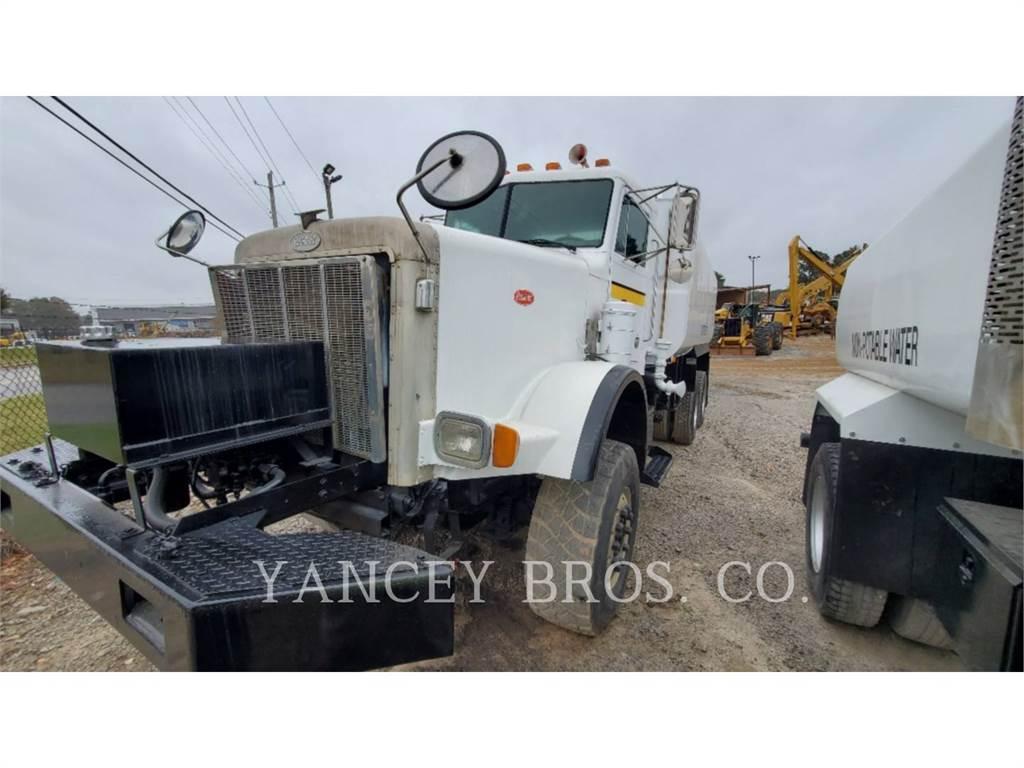 Peterbilt 357, Water Tankers, Construction