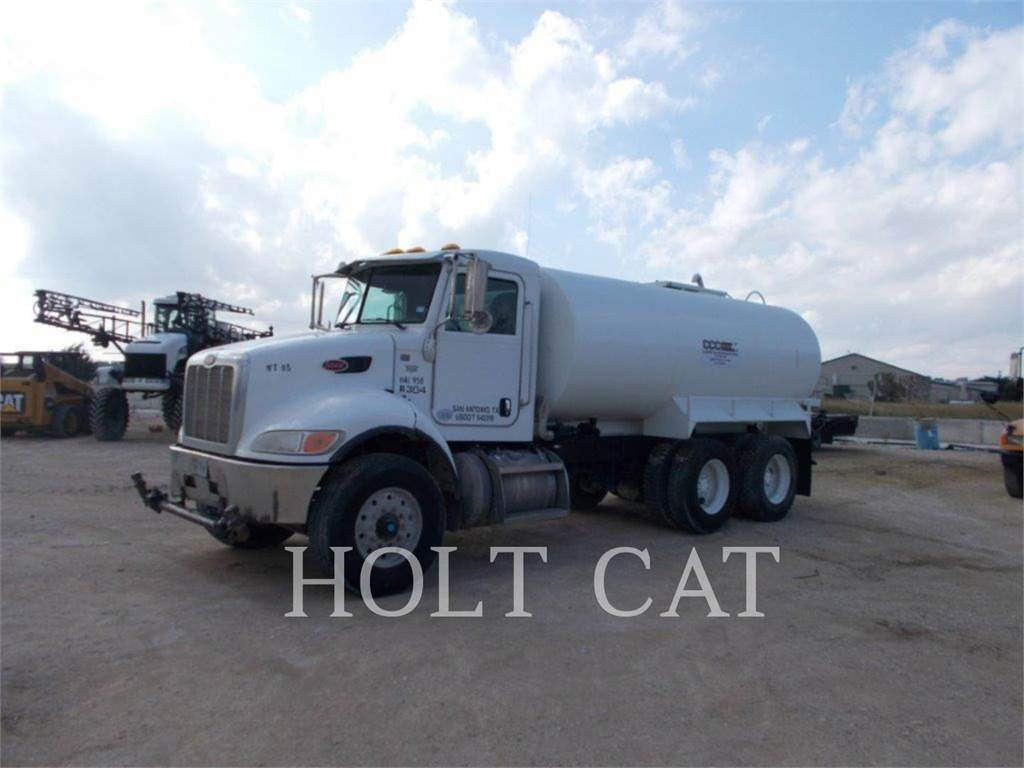 Peterbilt PB348, water trucks, Transport
