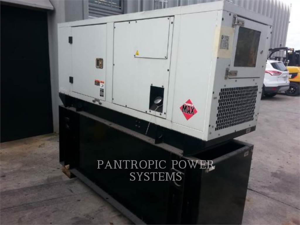 Powermax PMD20, Conjuntos De Geradores Estacionários, Equipamentos Construção
