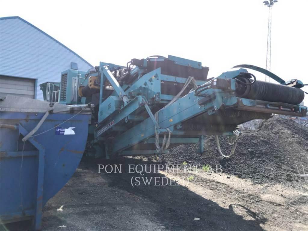 Powerscreen XH 320 SR, betonbeisser, Bau-Und Bergbauausrüstung