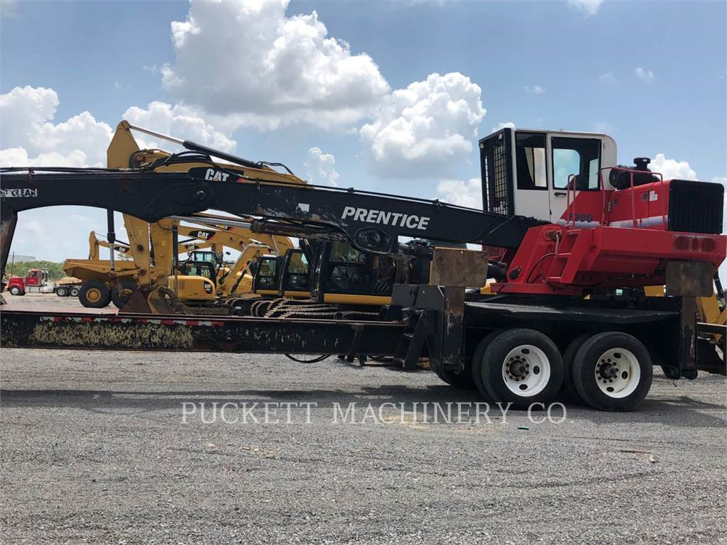 Prentice 2280, Knuckleboom loaders, Forestry Equipment