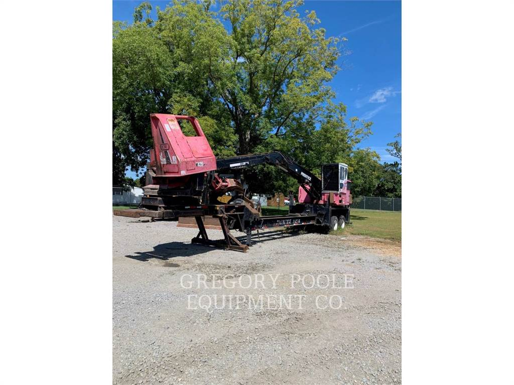 Prentice 2414 TMS, Knuckleboom loaders, Forestry Equipment