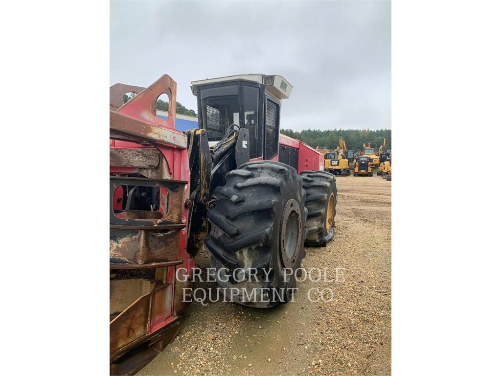 Prentice 2570, Feller Bunchers, Forestry Equipment